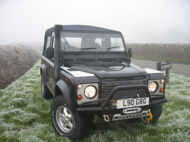 LandRover Conversions